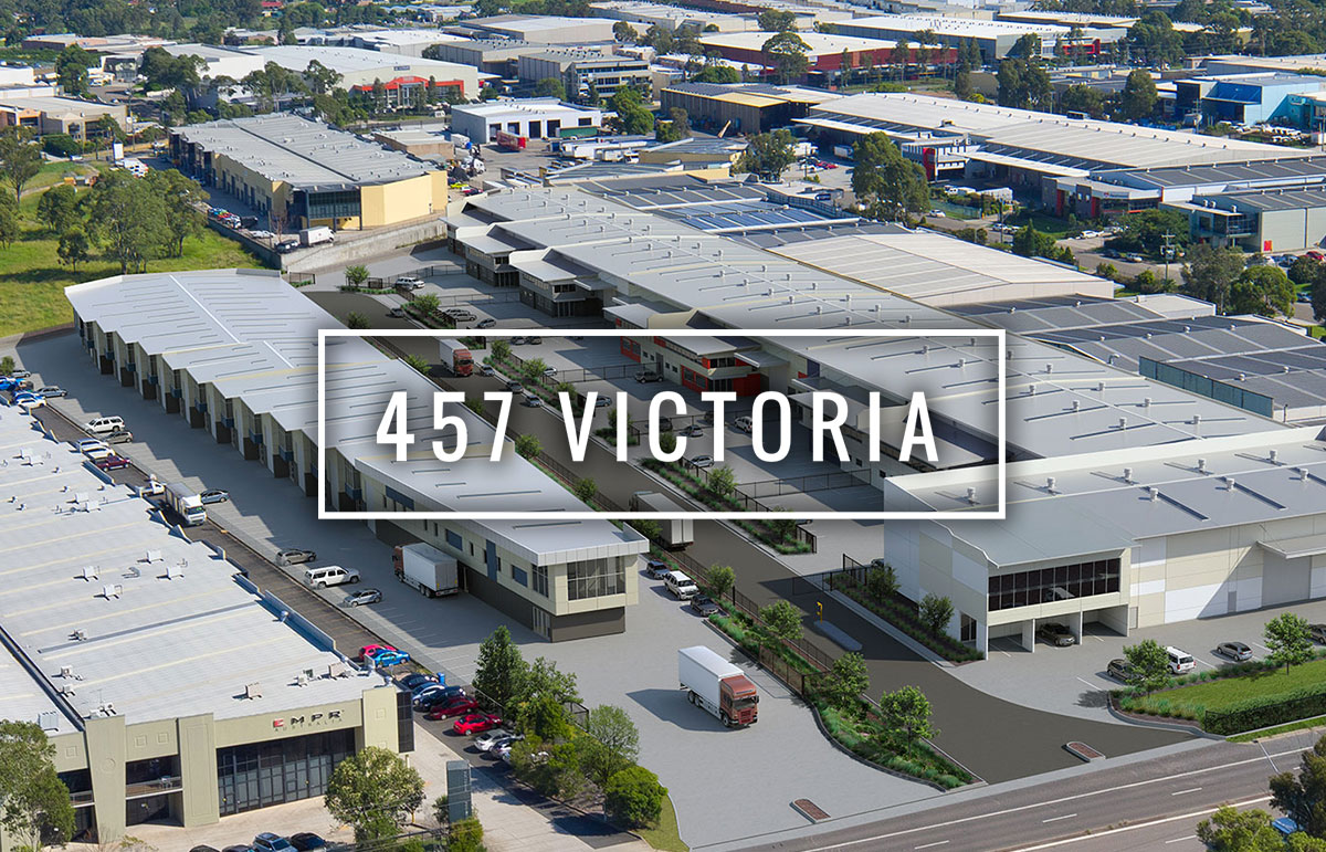 Property Development for 457 Victoria